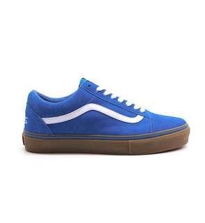 24d9110330b9 Vans x Golf Wang Syndicate Old Skool Pro Blue Gum