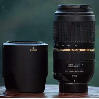 Tamron SP 70-300mm f/4-5.6 Di VC USD (A005) Nikon