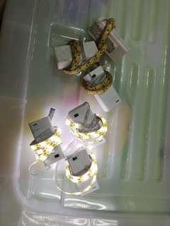 🚚 電池led燈