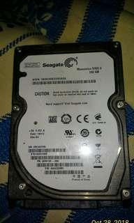 Seagate Momentus 160Gb for Laptop Hard disk