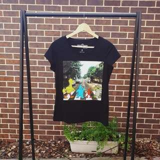 Sesame Street x The Beatles Graphic Tee