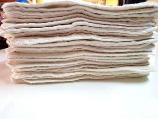Set of Cloth Diaper Inserts