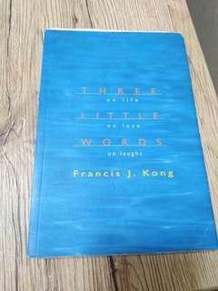 francis kong book