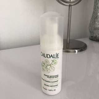 NEW Caudalie instant foaming cleanser