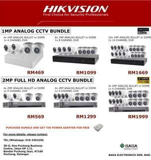 Hikvision CCTV Bundle