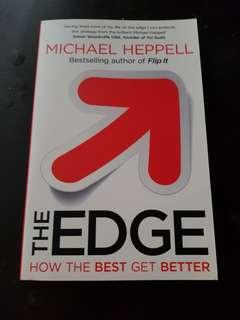 "The Edge "" Best selling author """
