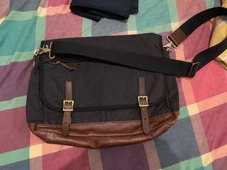 Fossil Messenger Bag New Original
