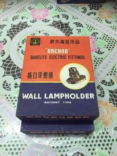 Vinatge  Lighting Socket for Sale