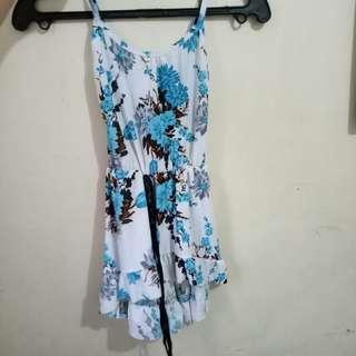 Long back dress 3-4 yrs old