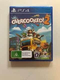 WTS- Overcooked! 2 PS4
