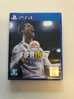 WTS- PS4 Fifa 18 used