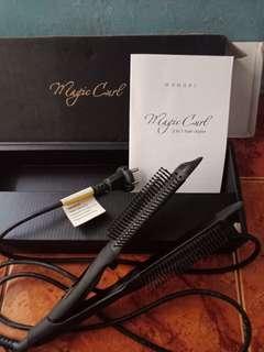 Magic curl keriting rambut dan catokan rambut