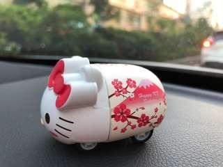 Hello Kitty迷你車