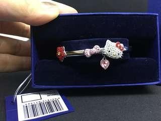 Swarovski x Hello Kitty 手鈪 bracelet