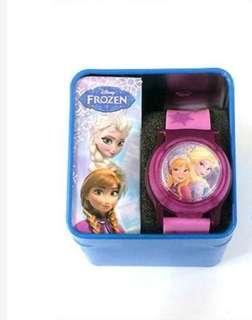 韓版 Frozen 電子錶
