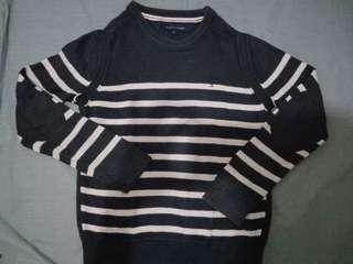 Stripes Sweater Tommy Hilfiger Kids