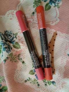 Lipstik Wet N Wild (dapat semua)