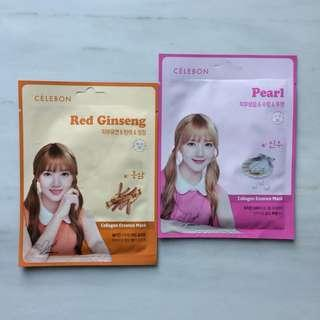 (NEW) Celebon Collagen Essence Mask made in Korea