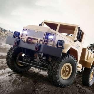 Military Rc Truck