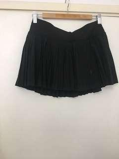 lululemon pleated tennis skirt