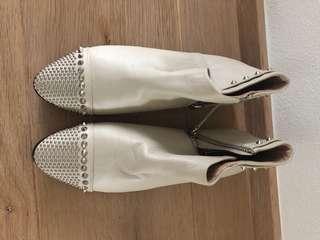 vanilla suit ankle boots 女裝短boots