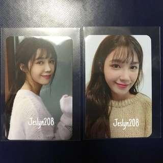 "[WTT] Apink Jeong Eunji ""Hyehwa"" Album Photocard"