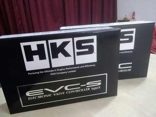 HKS EVC-S BOOST CONTROLLER