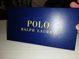 Polo Ralph Lauren Man Long Wallet (Brown) 🎅 YES! 🛒 FLEX $AVER 1+1!  🎁 FREEBIES 🚚 FREE POSTAGE ⛑️ RESERVED 48 HRS