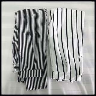 Stripes Trousers