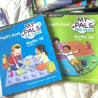 My Pals Are Here Math 3A & 4B