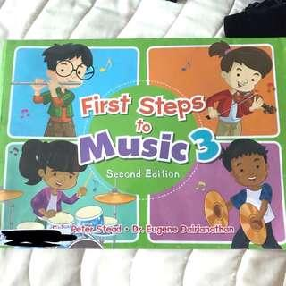 First Steps To Music 3
