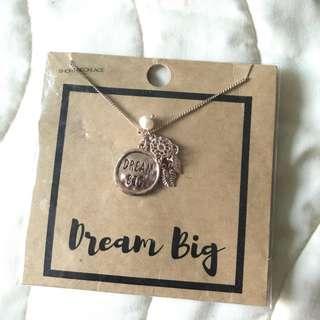 BNIP Dreamcatcher Short Necklace