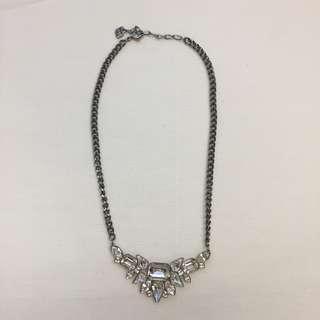 Swarovski 水晶頸鏈 necklace 100%真品