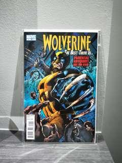 Wolverine The Best There Is! #1