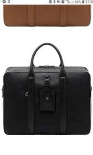 Mulberry Men's Leather Briefcase (Matthew Collection)