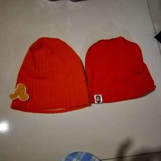 Beanie/ hats 3-12mth