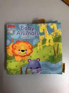 Baby Cloth Book