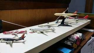 🚚 模型飛機組(7部)