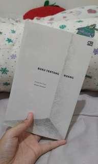 Novel Buku Tentang Ruang