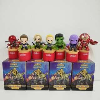 Tesco Avengers