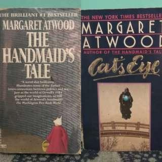 Bundle: The Handmaid's Tale & Cat's Eye by Margaret Atwood