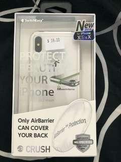 IPhone X, Xs Case (Clear)