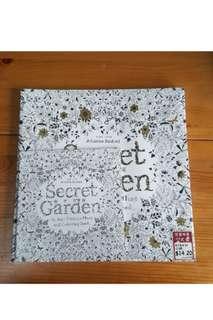 Secret Garden Drawing Book