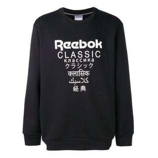 [PO] Reebok Classic Sweater Unisex
