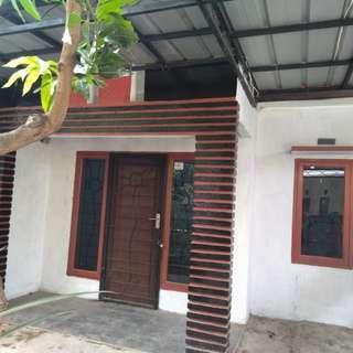 Rumah Dijual---NEGO (Bisa Masuk MOBIL)