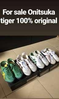 For sale NEW original onitsuka tiger mexico66 100% original