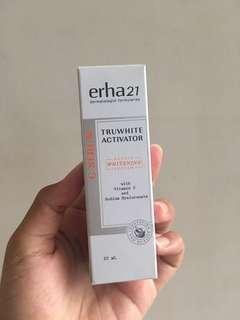 Erha Tru White Activator (Serum Vit c + AHA)