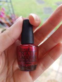 OPI nail lacquer 3.75 ml