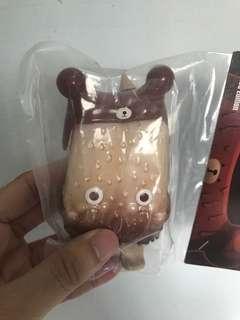 Ice-cream mini bear sofubi toy