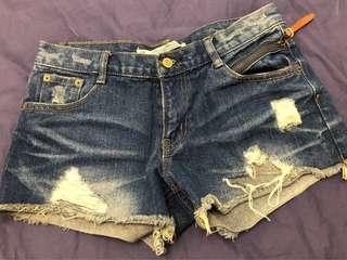 🚚 愛亂買 清衣櫃 someone jeans 牛仔短褲